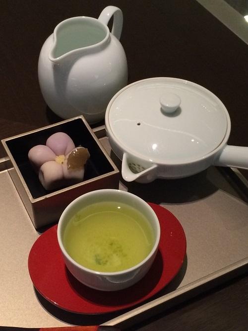 神戸 ポートピアホテル ポートアイランド お茶会