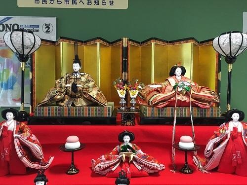 小野市 小野 ひな人形 ひな祭り