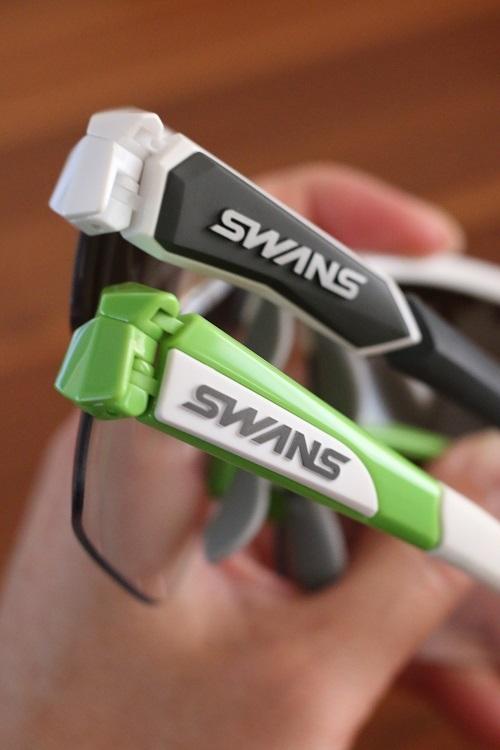スワンズ swans サングラス スポーツサングラス