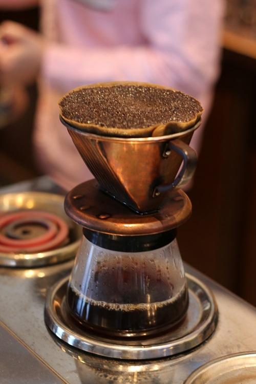 ドリップコーヒー 茶蔵 さくら ドリッパー