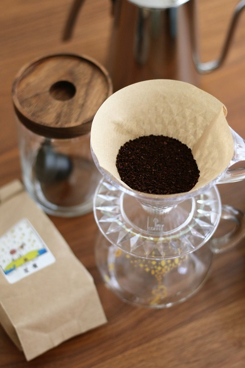 クリスタルドリッパー キーコーヒー KEY COFFEE